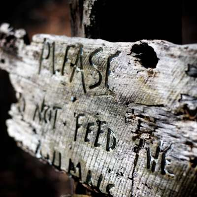 Old sign, Marietta