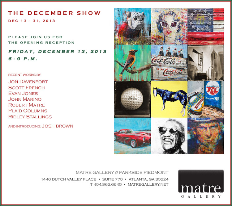 The December Show – Friday, December 13 2013