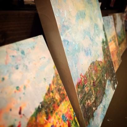 Shain Gallery – Small Works Show – Fri Dec 5th