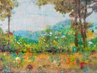 Mountain Garden 12x16