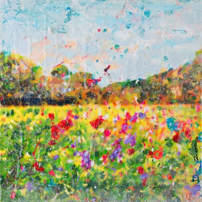 Southern Wildflowers 12x12
