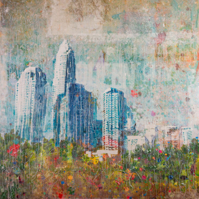The Queen City 40x40