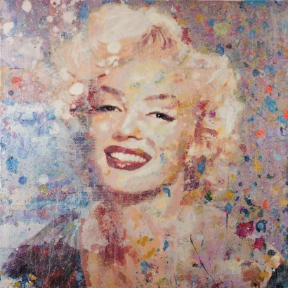 Norma Jean 36x36