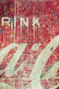 Triple Coke II 24x36