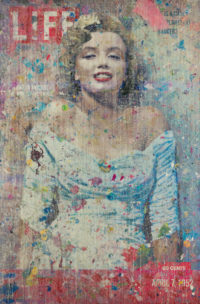 The Talk of Hollywood 24x36