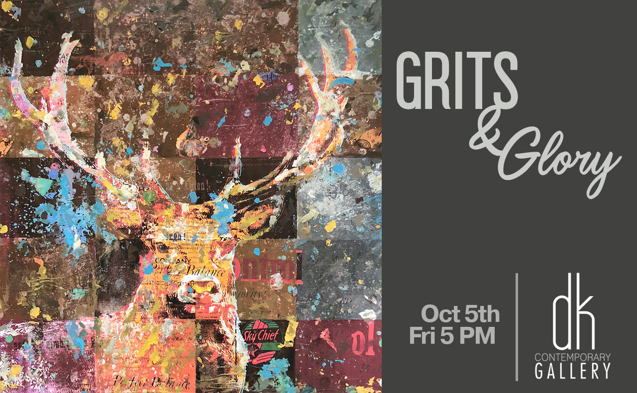 Grits and glory at dk Gallery