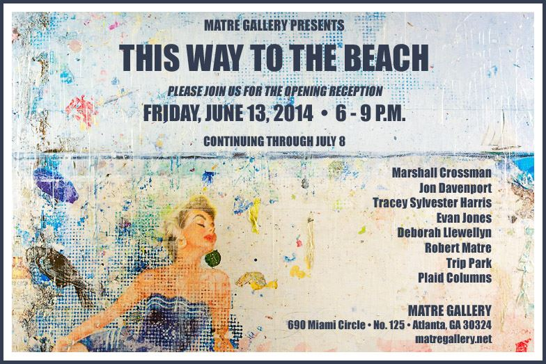 This Way To The Beach Show – Friday June 13