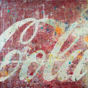 Double Coke II 36x36
