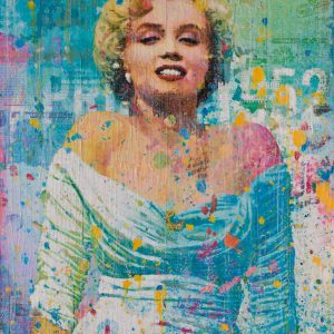 Cover Girl 30x40