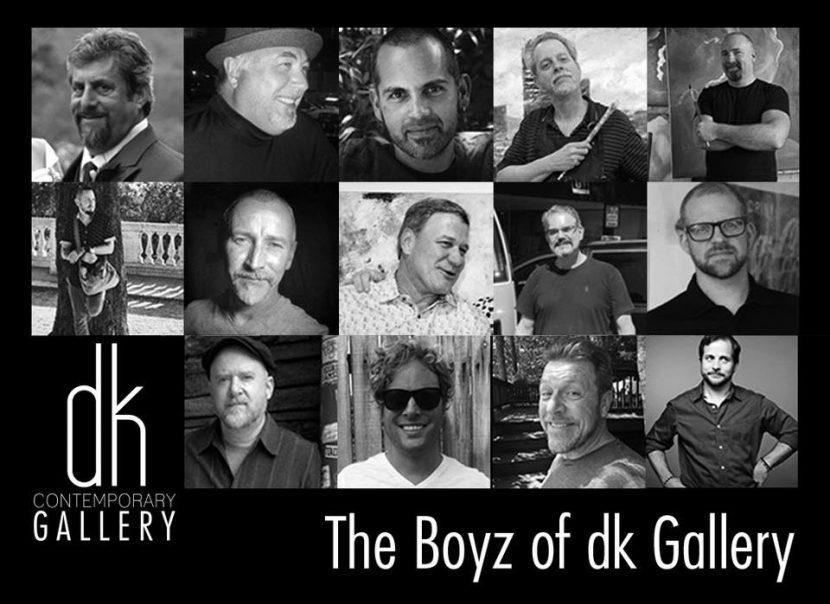 The Boyz of DK Gallery