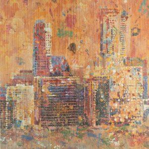 Buckhead Orange Skyline 34x40-2
