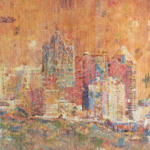 Buckhead Orange Skyline 34x40-3