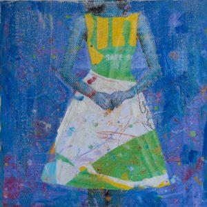 Small Dress VIII 8x8