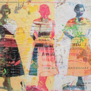 Dress Paper III 8x8