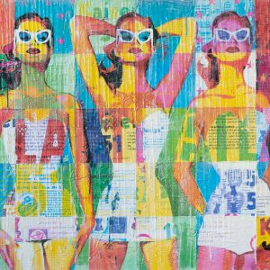 Holiday In The Sun 48x36