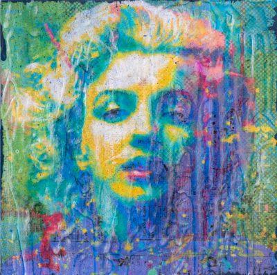 Marilyn 10x10