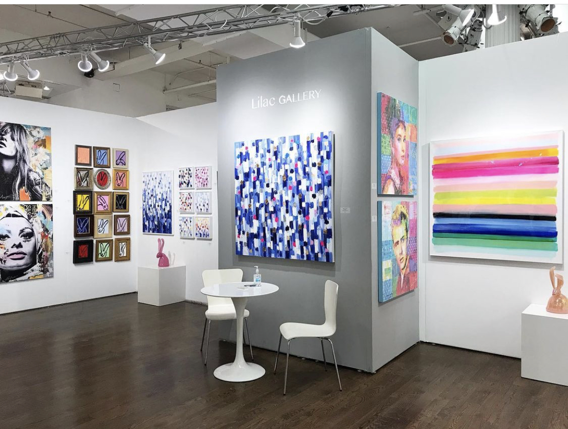 Affordable Art Fair In New York With Lilac Gallery