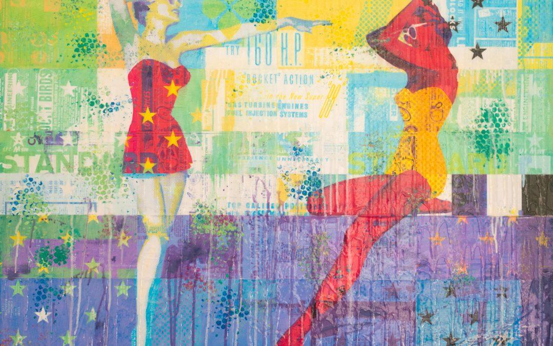 Now Showing at Karen Anderer Fine Art in Lancaster PA